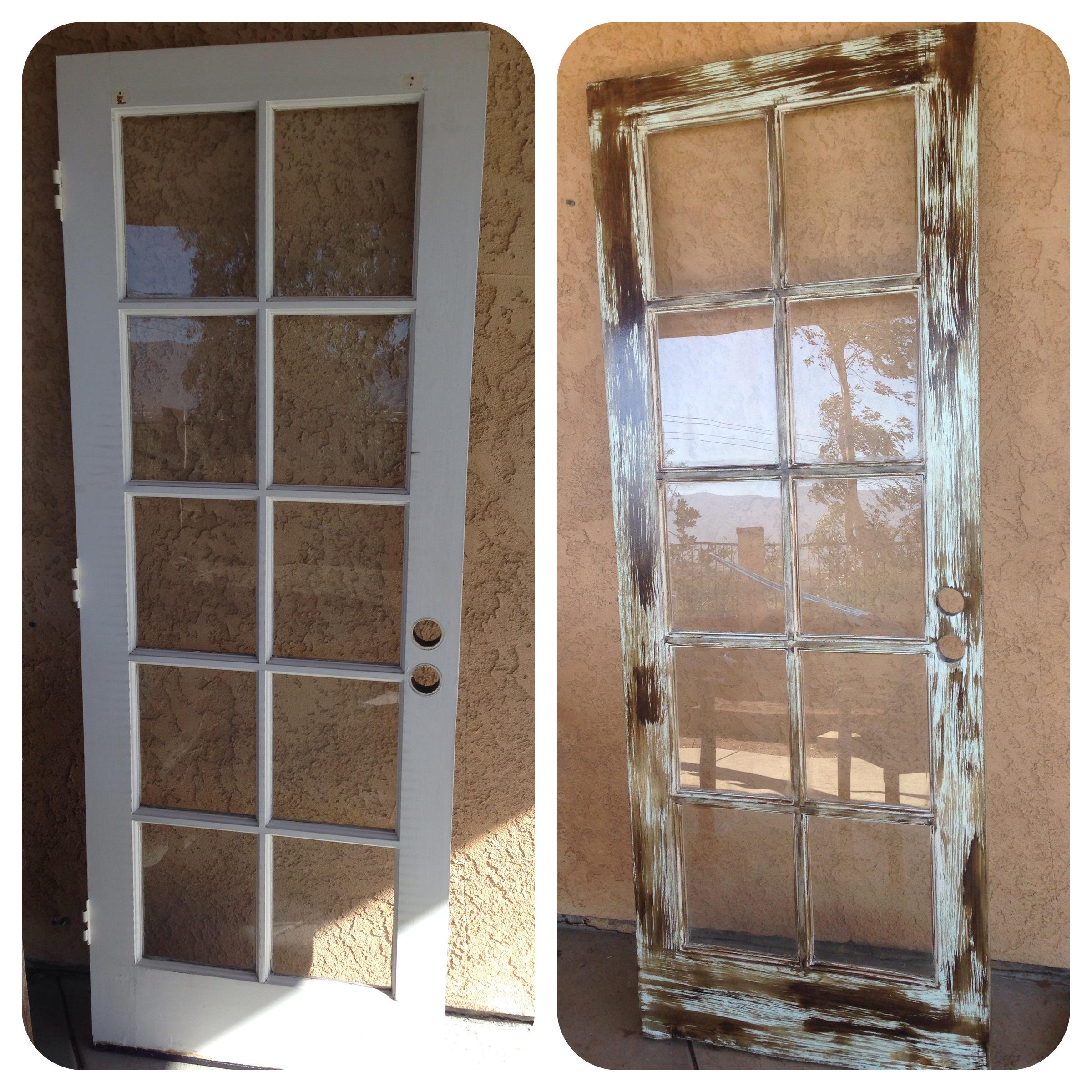 Wedding door prop Maria Irwin for Wunderland ... & DIY PROPS // Ju0027Adore a Repurposed Door u2013 Wünderland u0026 Co.
